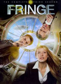 Fringe:Complete Third Season - (Region 1 Import DVD)