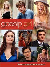 Gossip Girl:Complete Fourth Season - (Region 1 Import DVD)