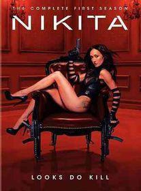 Nikita:Complete First Season - (Region 1 Import DVD)
