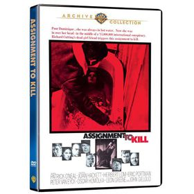 Assignment to Kill - (Region 1 Import DVD)