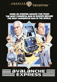 Avalanche Express - (Region 1 Import DVD)