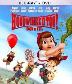 Hoodwinked Too Hood Vs Evil - (Region A Import Blu-ray Disc)