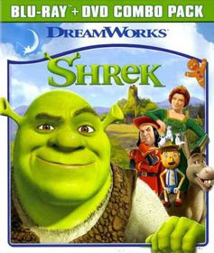 Shrek - (Region A Import Blu-ray Disc)