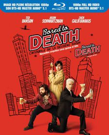 Bored to Death:Complete Second Season - (Region A Import Blu-ray Disc)