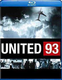 United 93 - (Region A Import Blu-ray Disc)