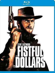 Fistful of Dollars - (Region A Import Blu-ray Disc)