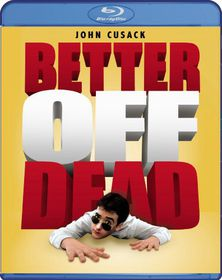 Better off Dead - (Region A Import Blu-ray Disc)