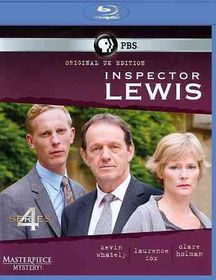 Inspector Lewis Series 4 - (Region A Import Blu-ray Disc)