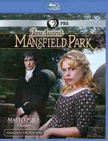 Mansfield Park - (Region A Import Blu-ray Disc)