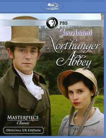Northanger Abbey - (Region A Import Blu-ray Disc)