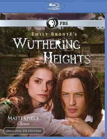 Wuthering Heights - (Region A Import Blu-ray Disc)
