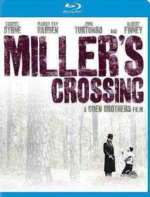 Miller's Crossing - (Region A Import Blu-ray Disc)