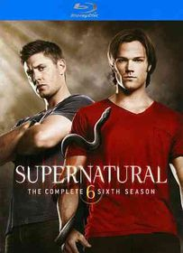 Supernatural:Complete Sixth Season - (Region A Import Blu-ray Disc)