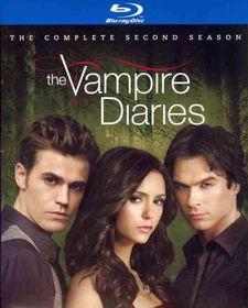 Vampire Diaries:Comp Second Season - (Region A Import Blu-ray Disc)