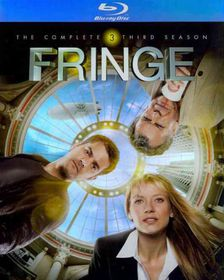Fringe:Complete Third Season - (Region A Import Blu-ray Disc)