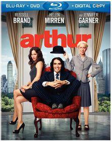 Arthur - (Region A Import Blu-ray Disc)