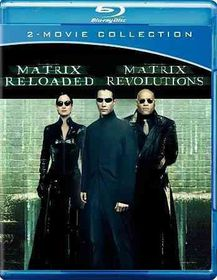 Matrix Reloaded/Matrix Revolutions - (Region A Import Blu-ray Disc)