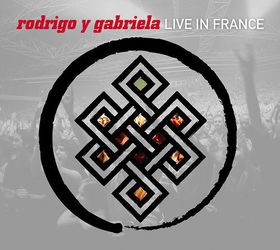 Rodrigo Y Gabriela - Live in France (CD)