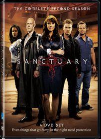 Sanctuary Season 2 (DVD)