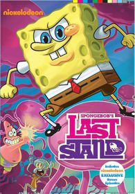 Spongebob Squarepants: Last stand (DVD)