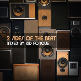 2 Sides of the Beat - Mixed by Kid Fonque (CD)