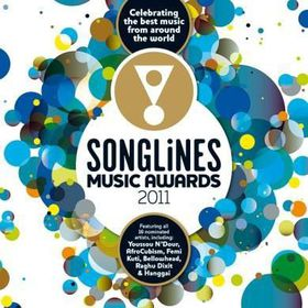 Songlines Music Awards 2011 - Various Artists (CD)