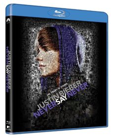 Justin Bieber: Never Say Never (Blu-ray)