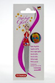 Titania Girl - Sapphire Nail File (Colours May Vary)