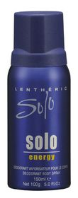 Lentheric Solo Energy Deodorant 150ml