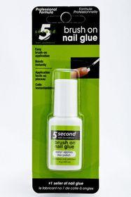 5 Sec Brush On Nail glue 6g