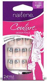 Nailene - Couture Starry Sky - 71164 - 24 Each