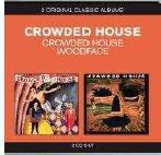Crowded House - Crowded House / Woodface (CD)