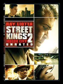 Street Kings 2:  Motor City (2011)(DVD)