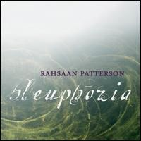 Rahsaan Patterson - Bluephoria (CD)