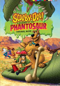 Scooby Doo: Legend of the Phantasaur (DVD)