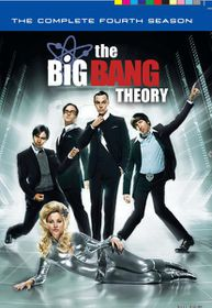 Big Bang Theory Season 4 (DVD)