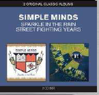 Simple Minds - Sparkle In The Rain/street (CD)