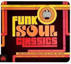 Ministry Of Sound - Funk Soul Classics (CD)