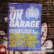 Ministry Of Sound - Sound Of UK Garage (CD)