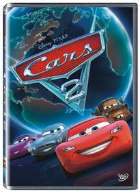 Cars 2 (2011)(DVD)