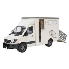 Bruder - Mercedes Benz Sprinter Animal Transporter