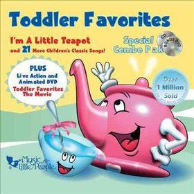 Toddler Favorites - (Import CD)