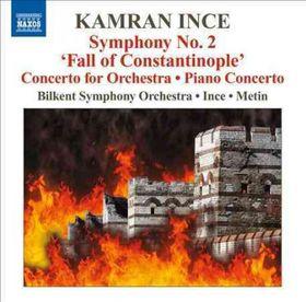 Ince: Symphony No 2 - Symphony No.2 (CD)