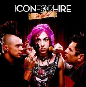 Scripted- Icon for Hire (CD)