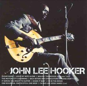 john Lee Hooker - Icon (CD)