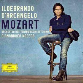 mozart - Arias (CD)