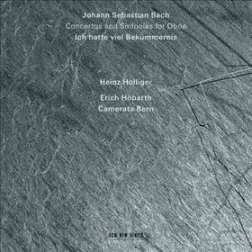Bach:Ctos and Sinfonias for Oboe/Ich - (Import CD)