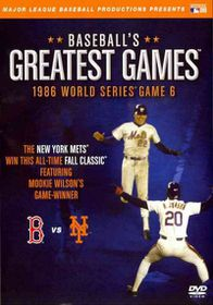 Baseball?S Greatest Games:1986 World - (Region 1 Import DVD)