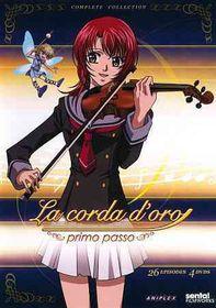 La Corda D'oro:Primo Comp Col - (Region 1 Import DVD)