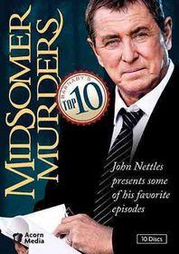Midsomer Murders:Barnaby's Top 10 - (Region 1 Import DVD)